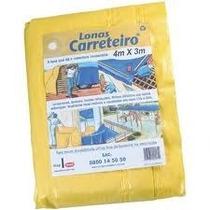 Lona P Carreteiro Itap Amarelo 3x3 Codte18146