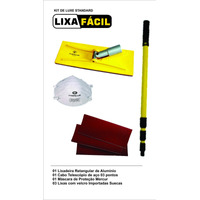 Lixadeira - Kit Completo Standard Lixa Fácil - Frete Grátis