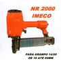 Grampeador Imeco Robusto 50 (nr) 14/50 100% Nacional