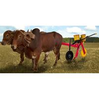 Plantadeira Tração Animal Nova Agricultur Fábrica Brasileira