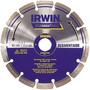 Disco Diamantado Segmentado Para Cortes Em Concret - Irwin