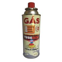 Refil Tube Gás Universal Serve Em Fogão Portátil E Maçarico