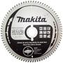 Disco Lâmina Serra De Bancada 250x30mm 80d B-39263 Makita