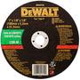 Disco De Corte Para Concreto 4.1/2 X 1 - Dewalt