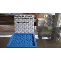 Forma Para Fabricação De Placas Decorativas Mosaico 30x30