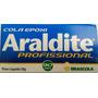 Cola Araldite Profissional 23gr P/azulejos/madeira E Vidros