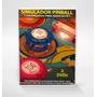 Simulador De Máquinas Pinball Pc + De 1000 Máquinas - 2 Dvds