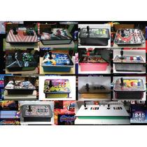 Controle Joystick Arcade - Pc/ps3 - Personalize O Seu!