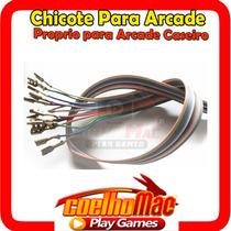 Chicote Chicotinho Controles Arcade Com Terminal