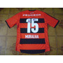 Camisa Flamengo Usada Jogo 15 Muralha Tamanho M