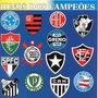 Cd Hinos Dos Campeões Hino Time Futebol Flamengo Corinthians