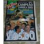 Vasco Da Gama Campeão Carioca 2003 Poster Gigante Placar