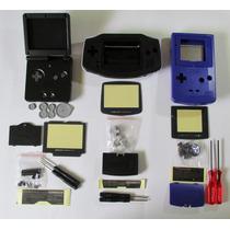 Carcaça Game Boy Advance Ou Sp Nova, Com Chave X E Y..