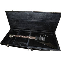 Guitarra Art Pro Mod. Flying V Randy Rhoads Preta C/ Case Sa