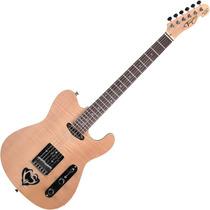 Guitarra Tagima Cacau Santos Cs1 Telecaster Com Case Tweed