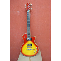 Guitarra Groovin Gnh 300 2ts - Saldo Grupomuraro