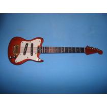 Miniatura Guitarra Instrumentos Musicais Salvat - Perfeito