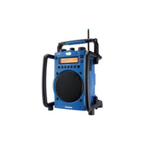 Sangean-pessoal & Portable U-3 Am/fm Rugged 7w Spkr Digital