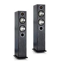 Monitor Audio Bronze 5 - Caixa Torre 120w Rms/ 90db (par)