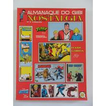 Almanaque Do Gibi Nostalgia! Vários! R$ 50,00 Cada!