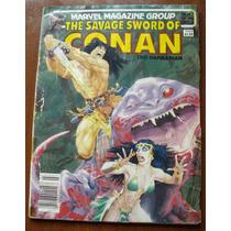 Gibi Espada Selvagem Conan Antigo Anos 80 Americano Raro