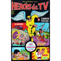 Hqs Heróis Da Tv Hb 30 Edições Digitalizadas Em Dvd 1975-78