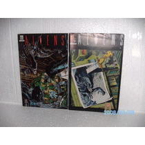 Gibi Aliens Mini Série Luxo Partes 1 E 3 # Especias Ótimos
