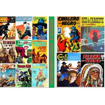 Dvd - Revistas De Faroeste Antigas Digitalizadas 3