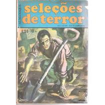 Almanaque Seleções De Terror Nº 10.a-out.1973-ed.taika