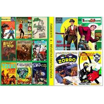Dvd - Revistas De Faroeste Antigas Digitalizadas 4