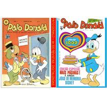 Dvd Com + 230 Revistas Do Pato Donald Digitalizadas