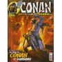 Conan O Bárbaro Nº 07 Revista Mensal Mythos Mc