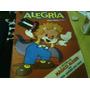 Revista Poster Circo Mágico Do Alegria N°53-a Danificada