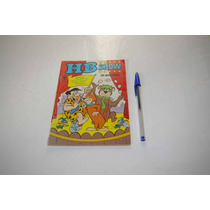Hb Show Nº 3 - Hanna Barbera - Editora Abril - 09/1986