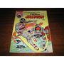 O Fantástico Jaspion Revista Poster Nº 2 Ebal Ano: 1989