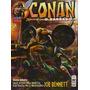 Conan O Bárbaro Nº 05 Revista Mensal Mythos Mc