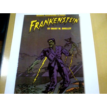 Revista Quadrinhos Em Inglês Frankenstein 1981