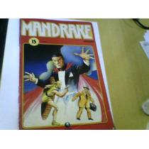 Revista Mandrake Coleção Nº15 Globo1990