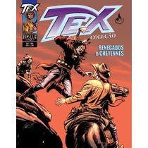 Revista Gibi Tex Coleção Vol. 199 - Renegados E Cheyennes