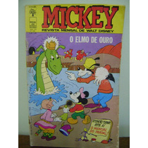 Gibi Mickey 242 - Dezembro 1972 - Editora Abril