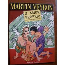 Álbum Quadrinhos Europeus O Amor Próprio Anos 90 Nacional