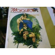 Revista Em Quadrinhos O Mosquito N°5 1985 Portugal
