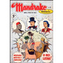 Mandrake Nº01 Gibi De Ouro - Os Clássicos Dos Quadrinhos