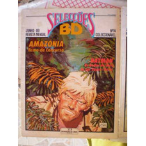 Selecções Bd! Vários! Meribérica Liber! 1989 E 1990!