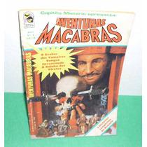 Capitão Mistério Aventuras Macabras Ano1 Nº9 Bloch Editores