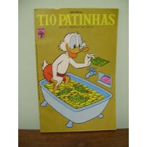Gibi Tio Patinhas 138 - Disney Editora Abril - Janeiro 1977