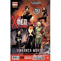 X-men Extra Nova Marvel Coleção Completa 1 Ao 20 Panini