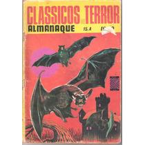 Classicos De Terror Almanaque Nº 15.a=edit.taika-ano 1973