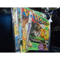 Lote Com 196 Revistas Recreio Em Ótimo Estado Frete Grátis