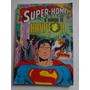 Gibi Super-homem Especial Nº 1 O Mundo De Kripta